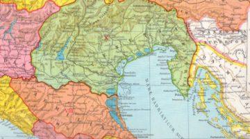 Da Bergamo a l'Istria, sito Veneto/a?