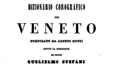 Nel 1853 il Veneto :  2,314,815 abitanti
