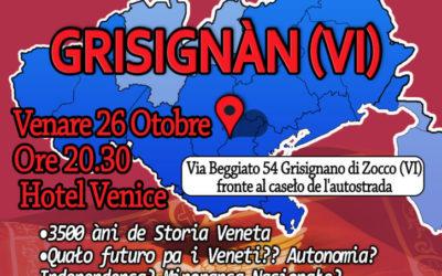 Ła storia sconta e i diriti del Popoło Veneto da Bergamo a Zara